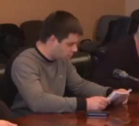 Тютюнник Сергей. Директор Института Проектирования и экспертизы строительства.