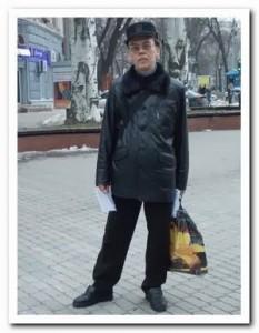 Андрей Бут. Організатор в Центр Разумкова