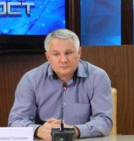 Валерий Головин. Президент Днепропетровской ассоциации специалистов по недвижимости